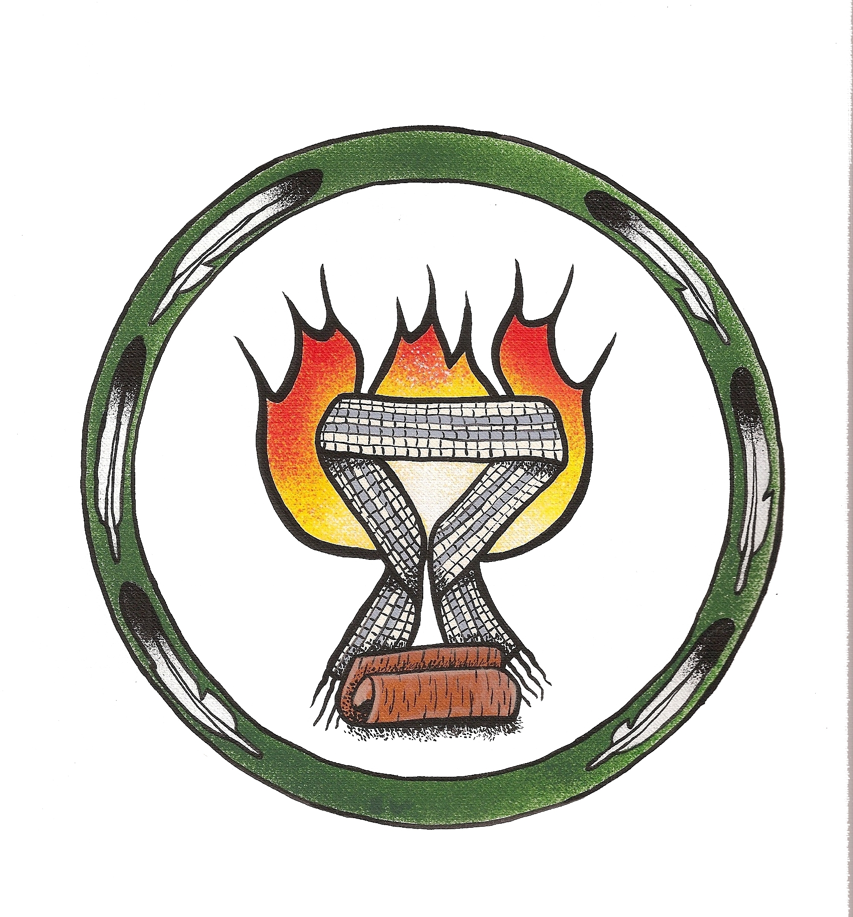 2009 Indigenous Law Conference: ILPC Logo by Tom Teuthorn (Little ...
