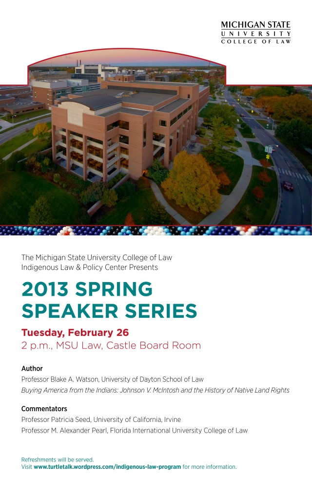 Spring Speaker Series_Feb
