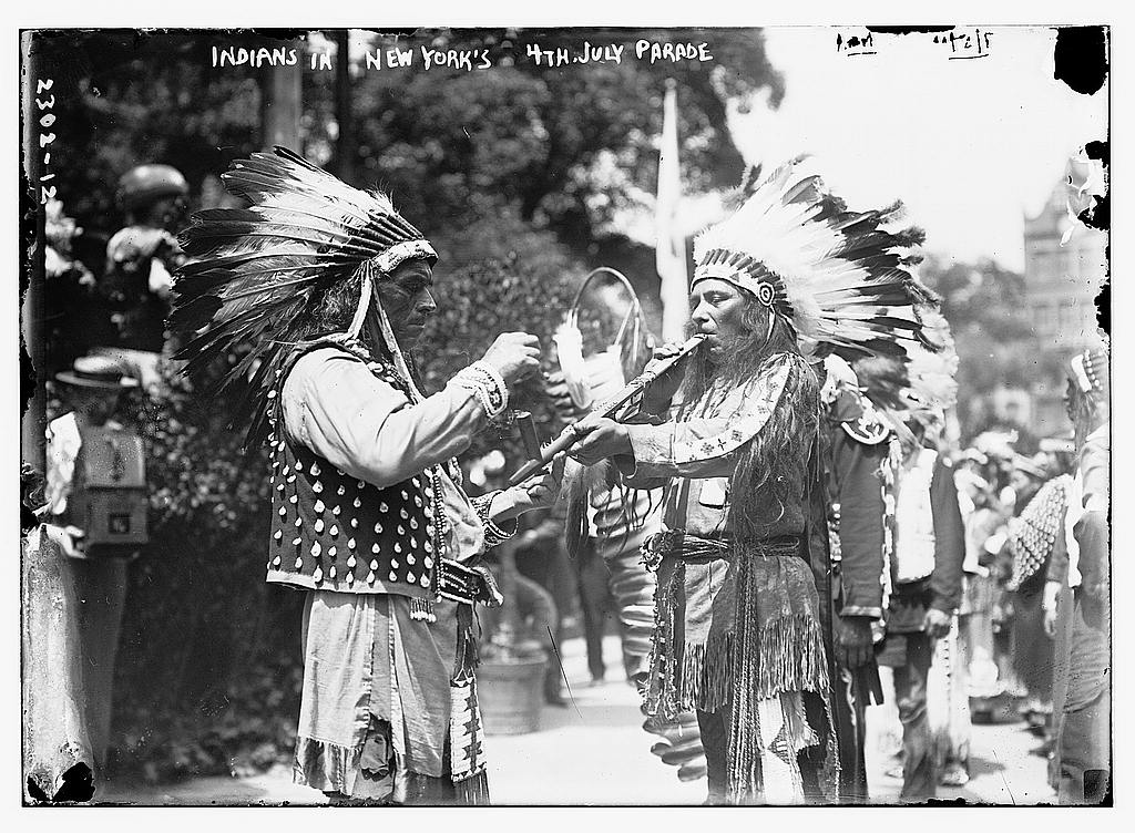 Indians And The Fourth Of July