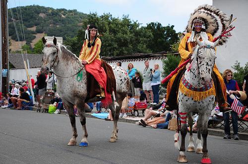 Sonoma Indians 2009