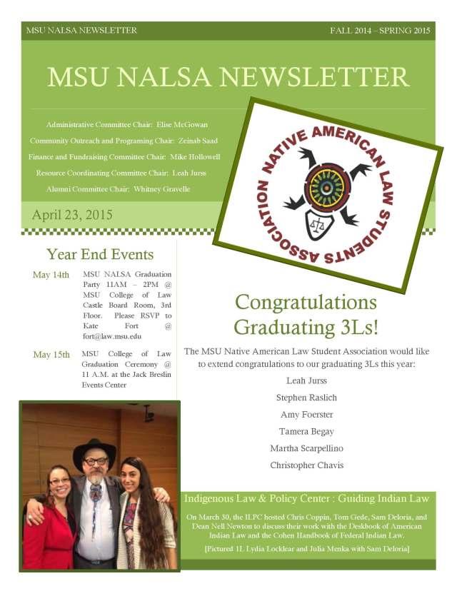 MSU NALSA Newsletter 2015_Page_1