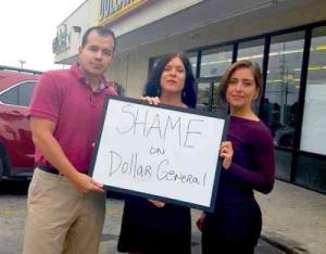 Shame on Dollar General