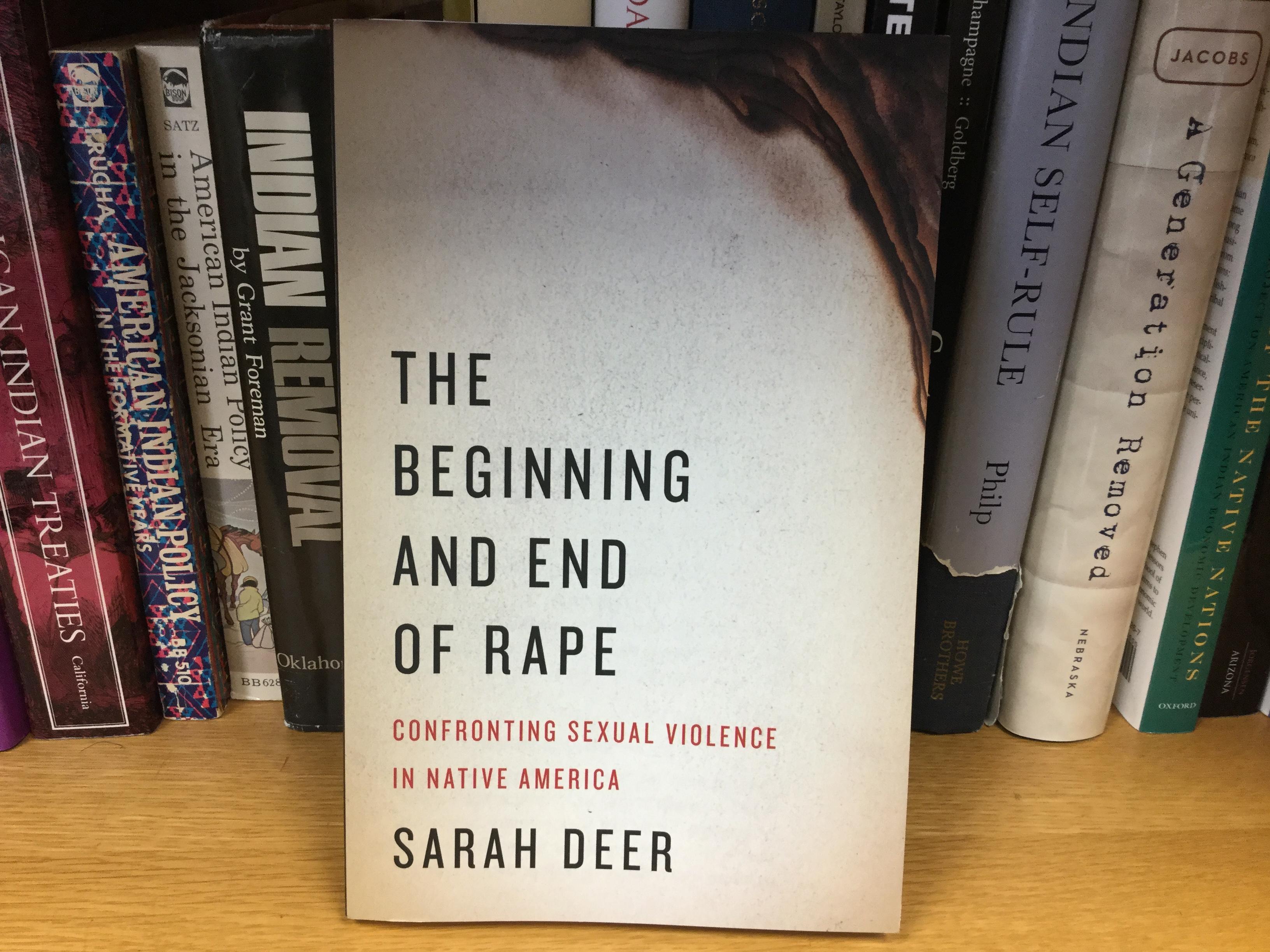 Sarah Deer Book