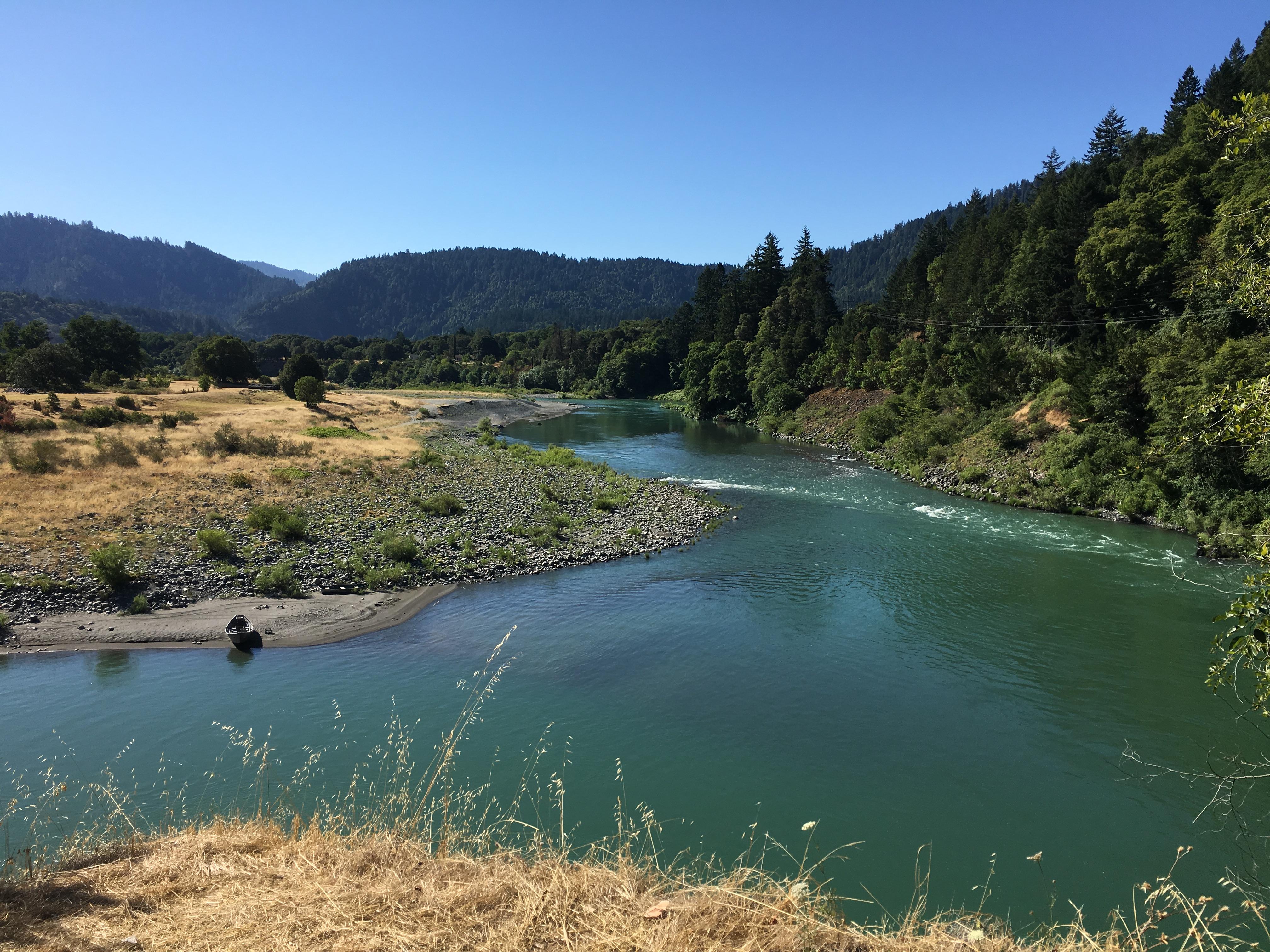 Hoopa - Trinity River