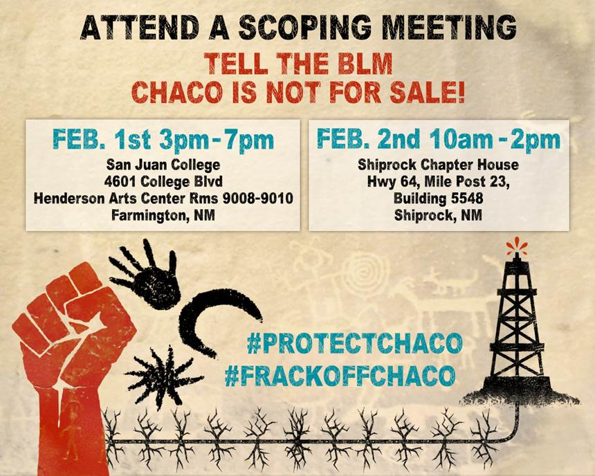 chaco-not-for-sale