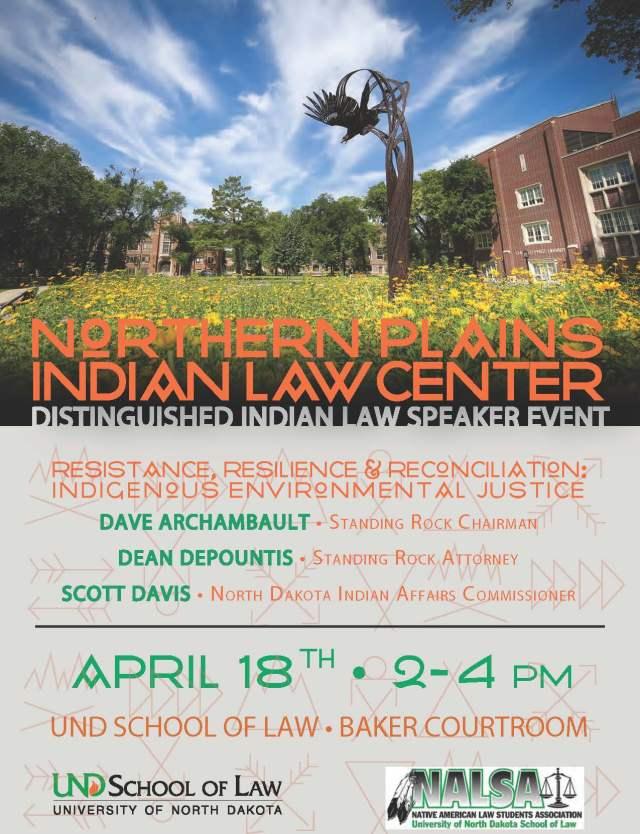 School of Law DAPL Panel