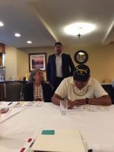 Rion Ramirez Native American Caucus Sept 8-17