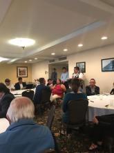 Senator McCoy Native American Caucus Sept 8-17