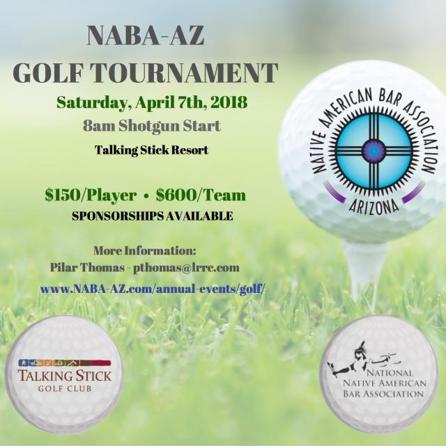 NABA AZ Golf_Updated Flyer