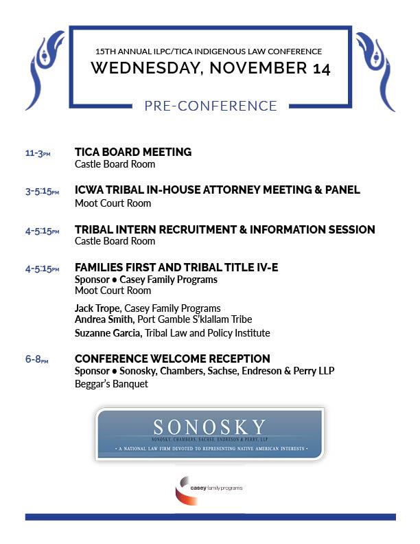 Agenda Promo Pre Conference