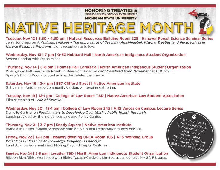 NativeHeritageMonth2019