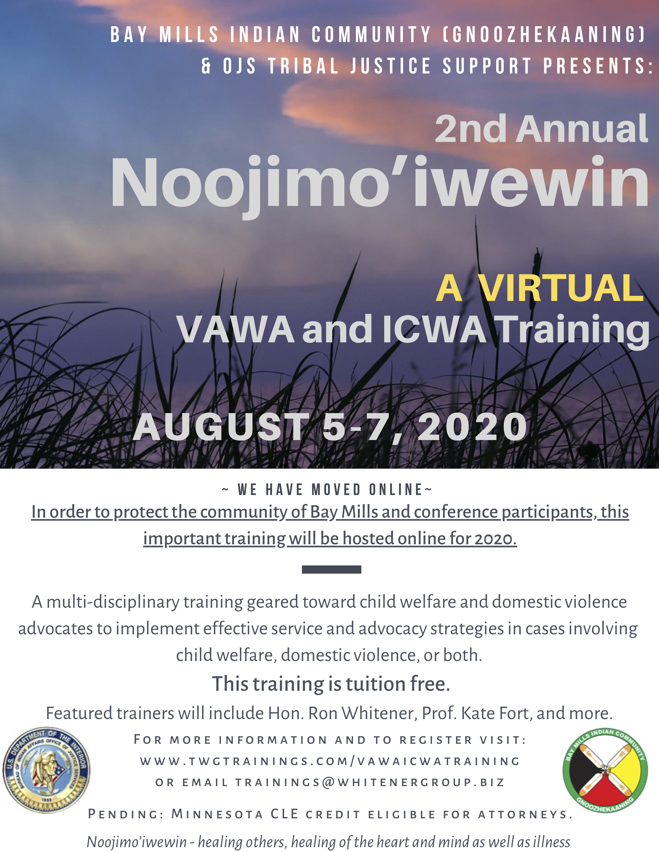 _Noonjimo'iwewin_ A VAWA and ICWA Training